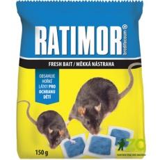 Ratimor Brodifacoum - měkká nástraha 150 g sáček