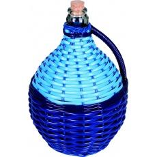 Demižon opletený 5 l (mix barev)