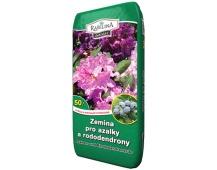 Substrát - Azalky a rododendrony 50 l Raš.