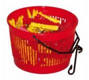 Košík na kolíčky s háčkem 5542800