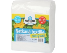 Neotex / netkaná textilie Rosteto - bílý 19g šíře 10 x 3,2 m