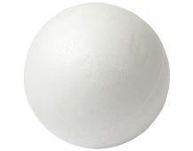 Koule polystyren - 6 cm