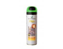 Sprej fluoresc.FLUO,zelený, 500ml, 12M