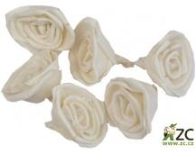 Dekorace - Sola Rose 4 cm - 6 ks