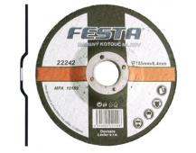 Kotouč brusný kov 115x6. 4x22. 2 FESTA