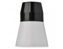 Objímka na žárovku E27 plastová/keramická 1332-146 - 10ks