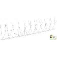 Zábrana proti hnízdění ptáků 50cm - 30 hrotů Stocker