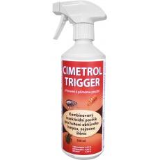 Cimetrol Trigger insekt. postřik proti obtížnému hmyzu - 500 ml rozprašovač