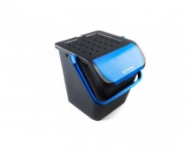 BRILANZ Koš na tříděný odpad ECO 35 l, modrý