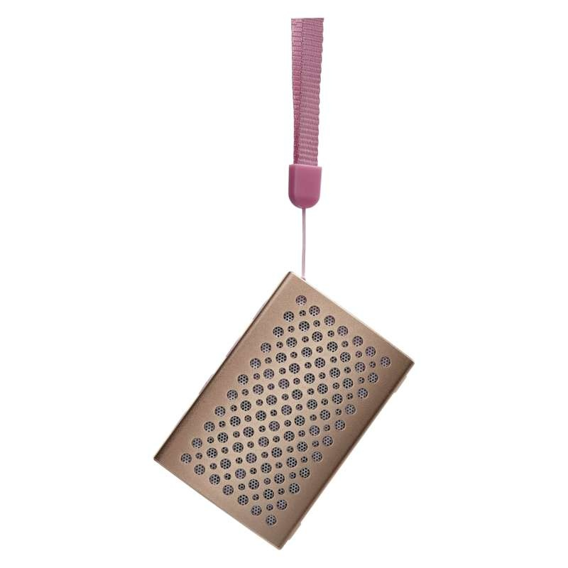 Bluetooth reproduktor EMOS TIFFY, růžový