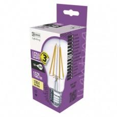 LED žárovka Filament A60 11W E27 teplá bílá