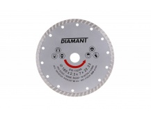 Kotouč diam.  DIAMANT 180x22. 2x3. 1mm TURBO