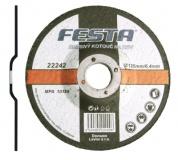 Kotouč brusný kov 180x6. 4x22. 2 FESTA