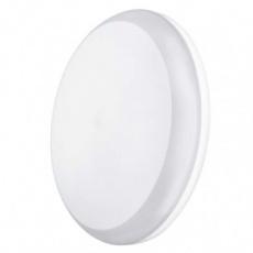 LED přisazené svítidlo Dori, kruhové bílé 18W neutr.b., IP54