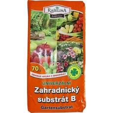 Substrát - Zahradnický 70 l  Raš.
