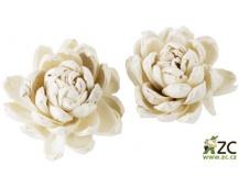 Dekorace - Sola Tim Gardenia Flower 6 cm - 2 ks