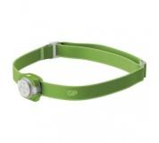 LED čelovka a světlo GP Everybody CH31, 40 lm, zelená