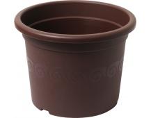 Obal Narcis - čokoládový 15 cm