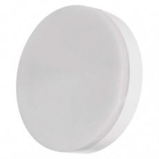 LED přisazené svítidlo, kruhové bílé 15W teplá b., IP44