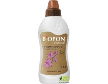 Bopon - Natural Vermikompost na orchideje 500 ml