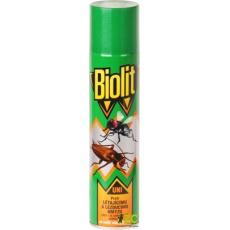 Biolit - proti létajícímu a lezoucímu hmyzu s pomerančovým květem 400 ml
