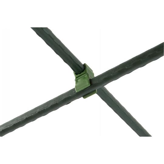 Spojka plastová pro zahradní tyče 20 mm