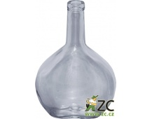 Demižon holý 0,5 l láhev /pleskačka/