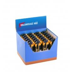 Nůž odlamovací 18mm - prodejní box
