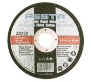 Kotouč řezný kov 125x1.6x22.2 FESTA