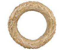 Kroužek slaměný - 30 cm