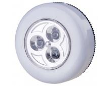 3× Samolepíci LED světlo P3819, 12 lm, 3× AAA - 3ks