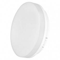 LED přisazené svítidlo TORI, kruhové bílé 15W neutrální b., IP54