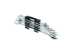 Sada otevřené klíče 8ks 6-22mm FESTA