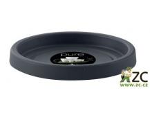 Miska Pure Round - antracit 33 cm