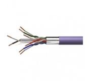 Datový kabel FTP CAT6 FTP LSZH, 500 m - 500m