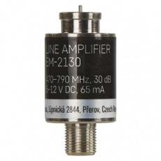 Zesilovač signálu DVB-T/T2 30dB