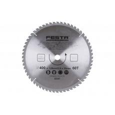 Kotouč pilový FESTA SK 400/3. 5/30mm 60T