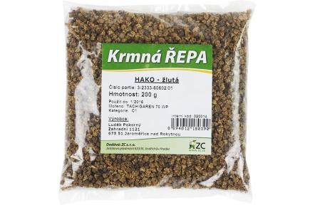 Řepa krmná Rosteto - Hako 200 g žlutá