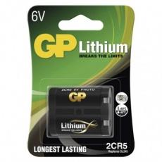 Lithiová baterie GP 2CR5