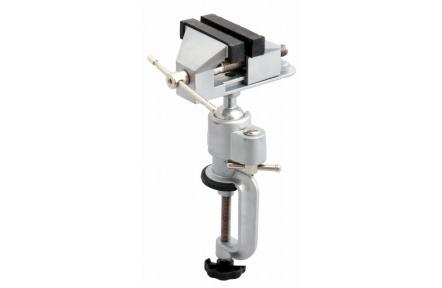 Svěrák modelářský ALU otočný 360 stolní
