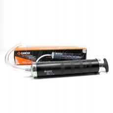 Groz SG-10 plnička a odsávačka olejů ruční kovová