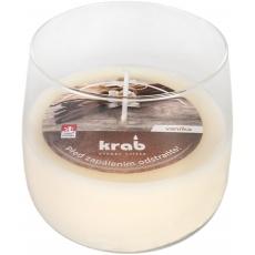 Svíčka sklo - aroma vanilka 125 g