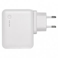 USB adaptér SMART do sítě 2,4A (12W) max. s powerbankou