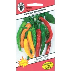 Paprika beranní roh - Italos 15-20 semen