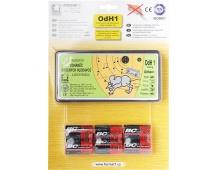 Odhaněč ultrazvukový - OdH 1 tichý s bateriemi (6ks) v blistru