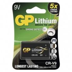 Lithiová baterie GP 9V (CR-V9)