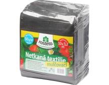 Neotex / netkaná textilie Rosteto - černý 50g šíře 10 x 3,2 m