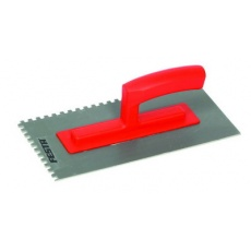 Hladítko FESTA ABS 3mm 280x140mm zub e6 (D)