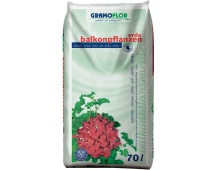 Substrát Gramoflor - Pelargonie 70 l