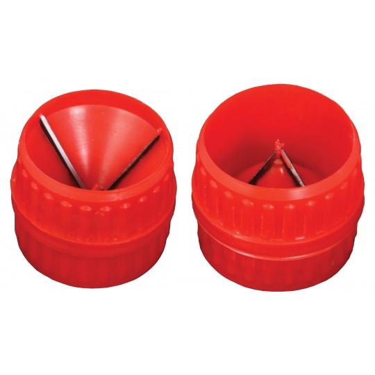 Odjehlovač na trubky 6-42mm vnitřní/vnější